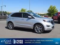 2018 Ford Edge Sport SUV V-6 cyl