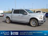 2017 Ford F-150 XLT Truck SuperCrew Cab V-6 cyl