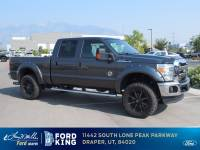 2015 Ford F-350 Lariat Truck Crew Cab V-8 cyl