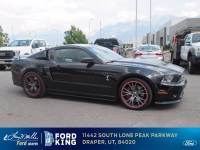 2012 Ford Shelby GT500 Shelby GT500 Coupe V-8 cyl