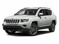 Used 2016 Jeep Compass Latitude SUV