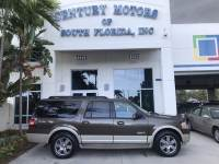 2008 Ford Expedition EL Eddie Bauer 1-Owner Leather 7 Pass Tow Package