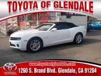 Used 2013 Chevrolet Camaro, Glendale, CA, Toyota of Glendale Serving Los Angeles