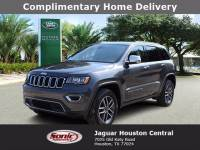 Used 2019 Jeep Grand Cherokee Limited in Houston