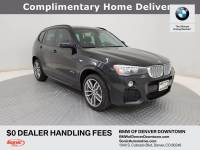 Pre-Owned 2017 BMW X3 in Denver, CO
