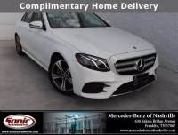 2018 Mercedes-Benz E-Class E 300 in Franklin