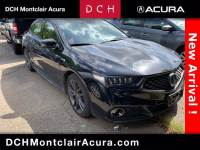 2018 Acura TLX 3.5L SH-AWD w/A-SPEC Pkg Red Leather
