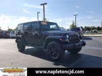 2017 Jeep Wrangler Unlimited Sahara SUV In Orlando, FL Area