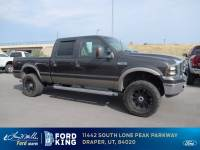 2006 Ford F-350 Lariat Truck Crew Cab V-8 cyl
