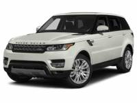 Used 2015 Land Rover Range Rover Sport Supercharged SUV