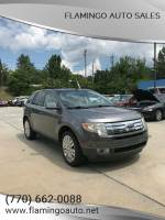 2009 Ford Edge Limited 4dr Crossover