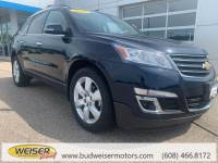 Pre-Owned 2017 Chevrolet Traverse AWD 1LT