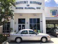 2008 Ford Crown Victoria (fleet-only) LX Leather Cruise A/C CD Cassette Alloy Wheels