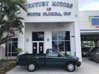 1997 Isuzu Hombre S 5-Speed Manual Transmission A/C Low Miles