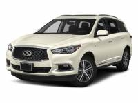 Pre-Owned 2017 INFINITI QX60 Base SUV