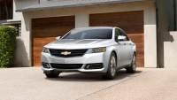 Pre-Owned 2017 Chevrolet Impala LT VIN 2G1105S35H9186895 Stock Number 13418P-1