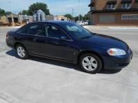 2008 Chevrolet Impala LT 4dr Sedan w/ Side Curtain Airbag Delete
