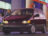 Used 1999 Toyota Sienna CE For Sale in Thorndale, PA   Near West Chester, Malvern, Coatesville, & Downingtown, PA   VIN: 4T3ZF19C7XU152551