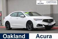 2018 Acura TLX 3.5L V6 SH-AWD w/A-Spec Package