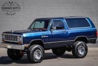 1987 Dodge Ramcharger AW-100
