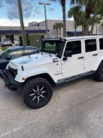 Quality 2013 Jeep Wrangler Unlimited West Palm Beach used car sale