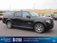 2007 Ford Expedition EL Limited SUV V-8 cyl