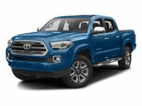 Used 2016 Toyota Tacoma 2WD Double Cab Short Bed V6 Automatic Limited