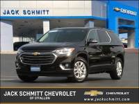 Certified Pre-Owned 2020 Chevrolet Traverse LT Leather VIN 1GNERHKW8LJ148043 Stock Number 13522P