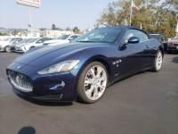 2013 Maserati GranTurismo Sport Convertible XSE serving Oakland, CA