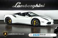 Used 2019 Ferrari 488 Spider For Sale Richardson,TX | Stock# L1289 VIN: ZFF80AMA9K0244147