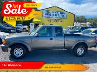 2004 Ford Ranger 4dr SuperCab Edge Deluxe RWD SB