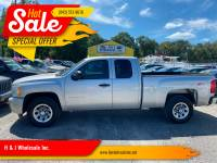 2010 Chevrolet Silverado 1500 4x2 Work Truck 4dr Extended Cab 6.5 ft. SB