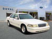 Used 1998 Ford Crown Victoria For Sale in Jacksonville at Duval Acura | VIN: 2FAFP74W0WX193649