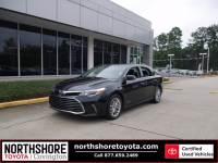 Used 2016 Toyota Avalon Hybrid Limited Sedan