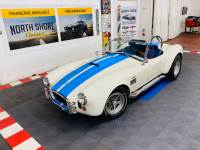 1965 SHELBY COBRA -CLASSIC COBRA INC. REPLICA - SEE VIDEO