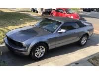 2007 Mustang convertible