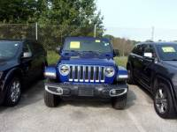 Certified Used 2019 Jeep Wrangler Unlimited Sahara in Gaithersburg