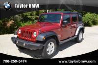 2012 Jeep Wrangler Unlimited Sport in Evans, GA | Jeep Wrangler Unlimited | Taylor BMW