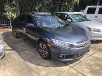 Used 2018 Honda Civic For Sale in Jacksonville at Duval Acura | VIN: JHMFC1F30JX001567