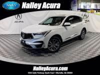 Certified 2020 Acura RDX w/Technology Pkg in Atlanta GA
