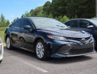 Certified 2018 Toyota Camry L Auto