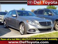 Used 2014 Mercedes-Benz E-Class E 350 Luxury For Sale in Thorndale, PA | Near West Chester, Malvern, Coatesville, & Downingtown, PA | VIN: WDDHF8JB2EA806705