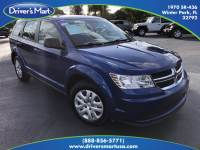 Used 2015 Dodge Journey AVP For Sale in Orlando, FL (With Photos) | Vin: 3C4PDCABXFT744480