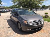 2013 Honda Odyssey Touring Van