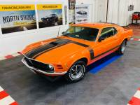 1970 Ford Mustang - SPORTSROOF FASTBACK - BOSS 302 DECALS - AUTO TRANS -