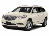 White Diamond Tricoat Used 2015 Buick Enclave AWD 4dr Premium For Sale in Moline IL | S201353A
