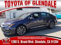 Used 2020 Toyota Corolla SE For Sale | Glendale CA | Serving Los Angeles | 5YFS4RCE2LP028465