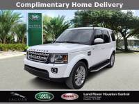 Used 2015 Land Rover LR4 LUX in Houston