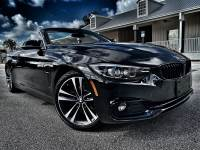 Used 2020 BMW 430i CONVERTIBLE HARDTOP CONV PKG NECK WARMERS