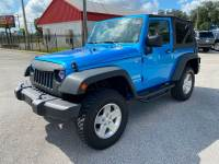 Used 2010 Jeep Wrangler SPORT S POWER PACKAGE MANUAL SOFTTOP CARFAX